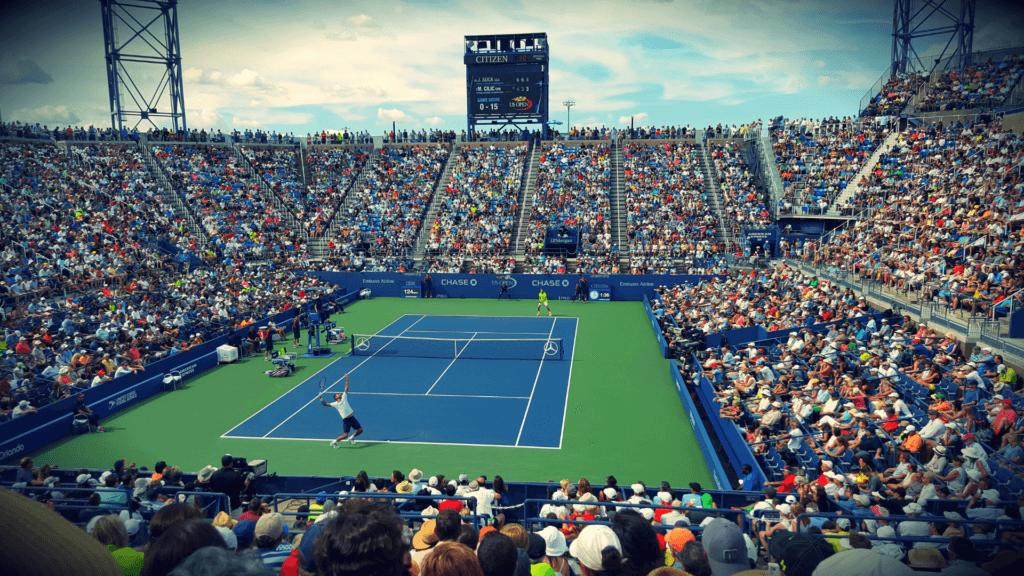 Система на Мартингейл при тенис