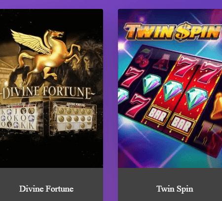 Netent казино игри